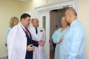Хабаровский край лидирует в РФ в области перинатальной профилактики ВИЧ – Евгений Воронин