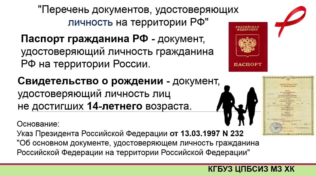 защита документов удостоверяющих личность