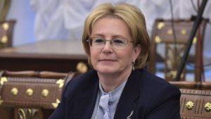 Скворцова: Россия занимает первое место по числу протестированных на ВИЧ