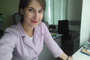 Врач из Хабаровска вошла в тройку лучших в России