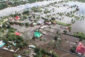 Опасность возникновения инфекционных заболеваний во время наводнения