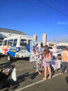 В рамках выездной акции 100 человек узнали свой гепатит и ВИЧ – статус