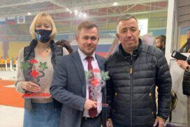 Акция «Спасибо врачам» в «Ерофей Арене»